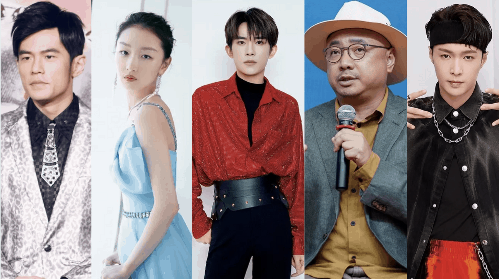 Forbes China Release Their Top 100 Celebrities List For 2020