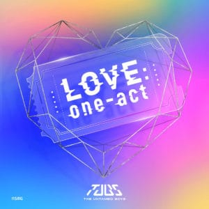 T.U.B.S LOVE_ONE ACT cover