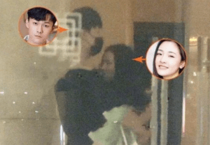 Wu Qian and Zhang Yujian were Photographed Cuddling On Previous Occasions, But Neither Confirmed Or Denied The Rumours