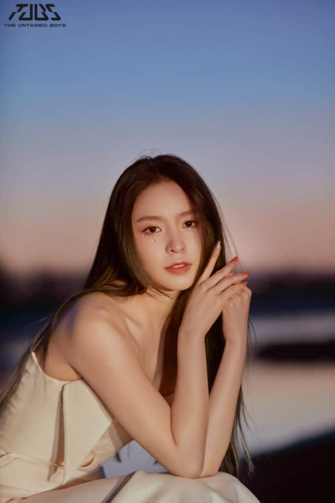 Elkie formerly from Kpop Girl group CLC