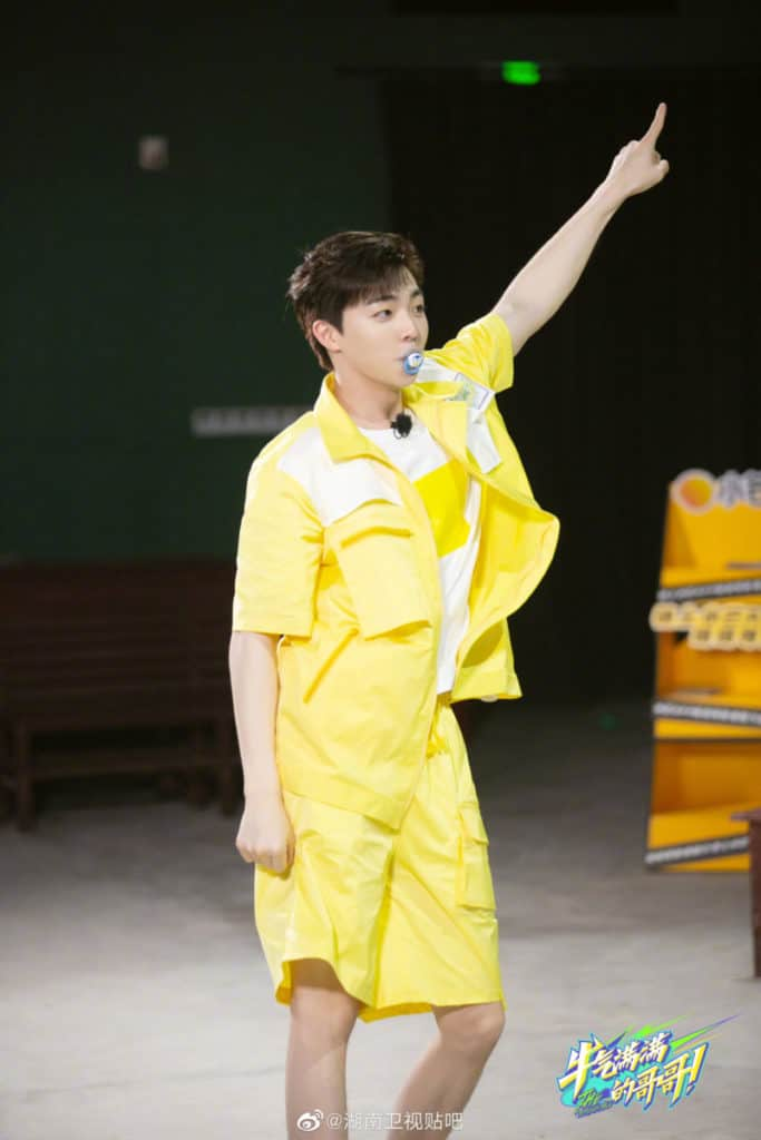 Chen Linong for The Irresistible 2