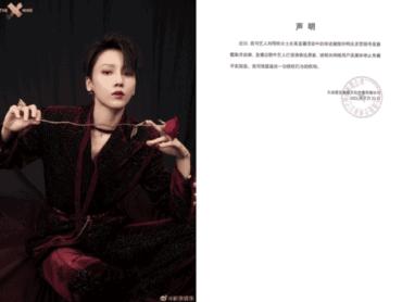 Liu Yuxin Apology